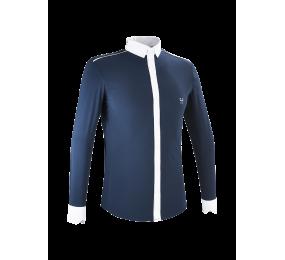 Long sleeves AERIAL Man Navy
