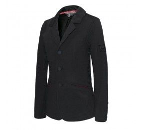 HARCOUR Competition Jacket Cella Black