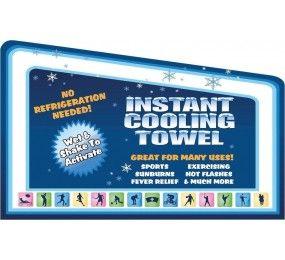 Equicooldown cooling towel
