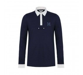HARCOUR Polo Samuel Navy