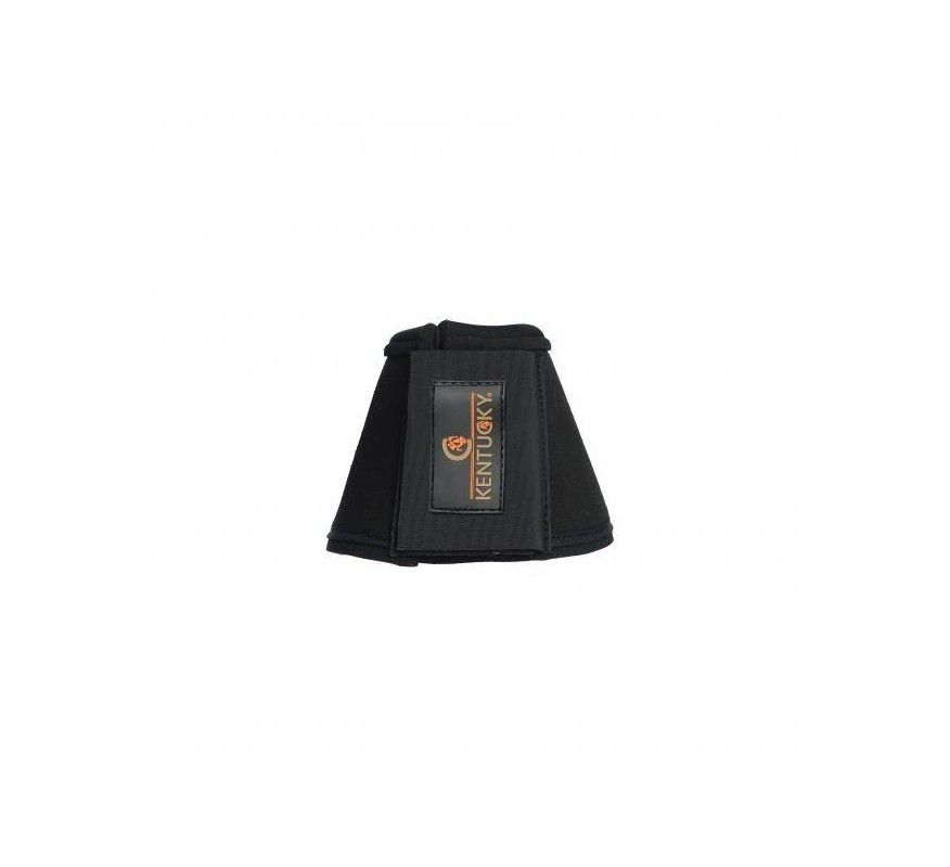 KENTUCKY Leather Overreach Boots Black