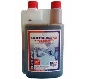 EQUINE AMERICA  Corta Vet Liquide 1 litre