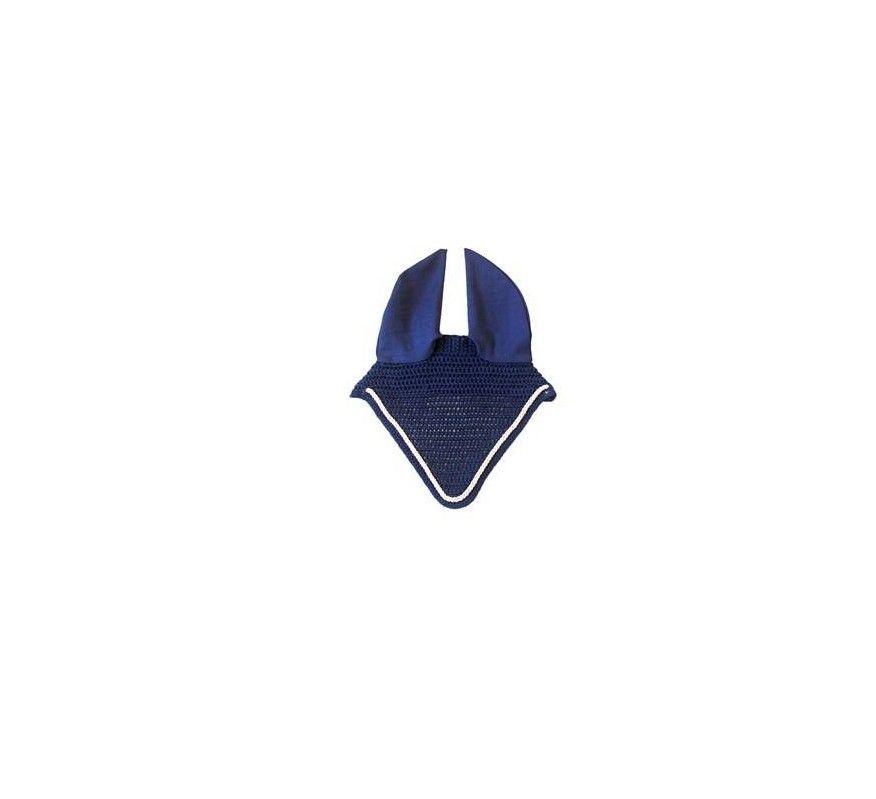 HFI Round Bonnet Marine Cordellette Beige