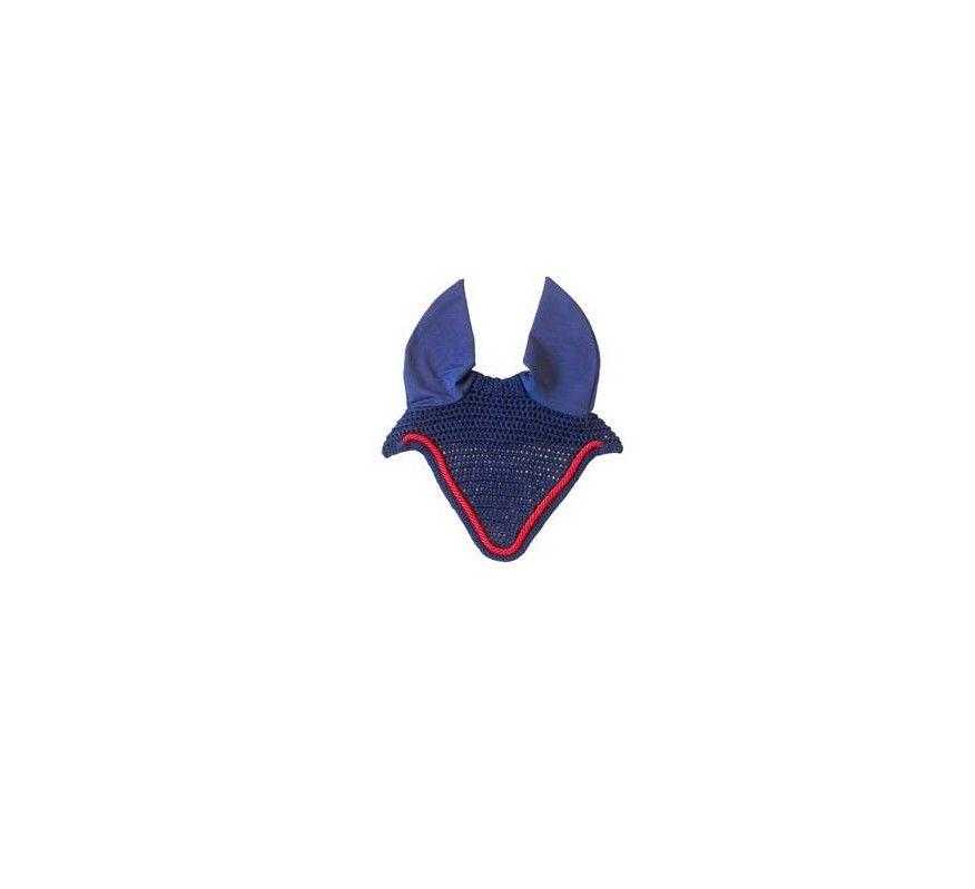 HFI Bonnet Marine Cordellette Rouge
