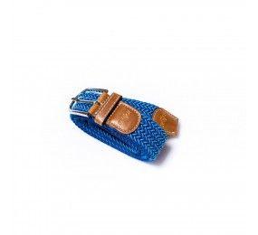 DEBOY Blauer Gürtel