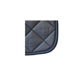HFI Saddle Blanket Grey-Navy