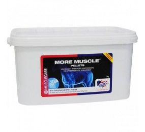 EQUINE AMERICA MORE Muscles Pellets 3kg