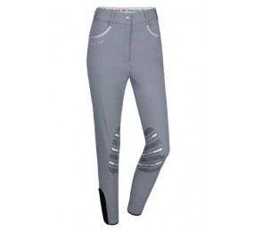 HARCOUR Jalisca Women Breeches Fix system grip Grey