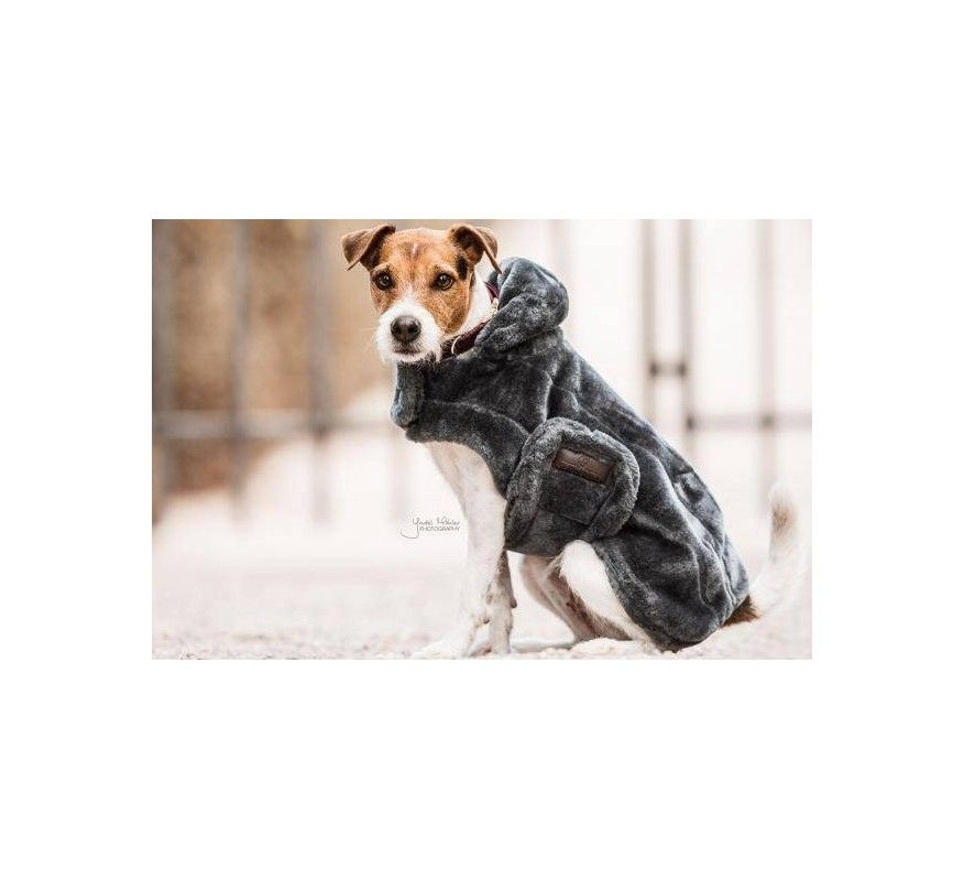 KENTUCKY Dog Coat Fake Fur