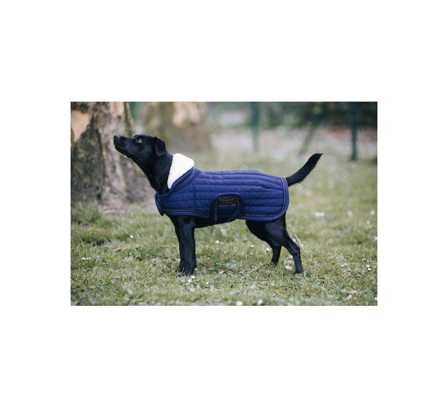 KENTUCKY Dog Coat Pearls