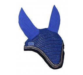 HARCOUR Royce Fly Hat Horse Bleu roi