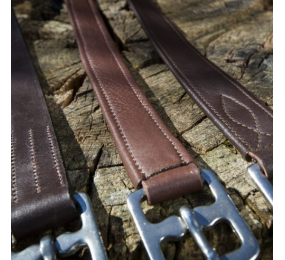 "HFI - STIRRUP LEATHERS ""SOFT"""