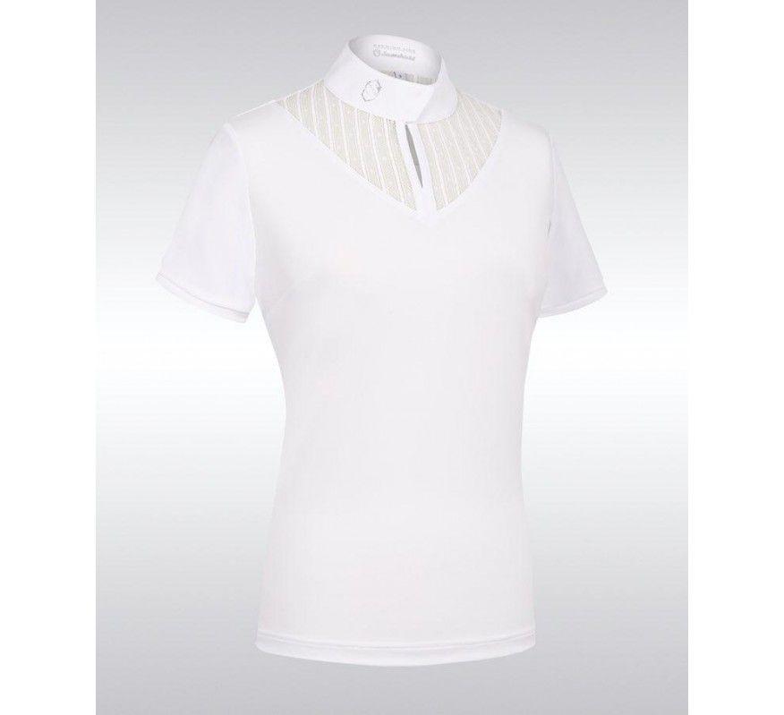 SAMSHIELD Eleonore Polo Shirt Damen