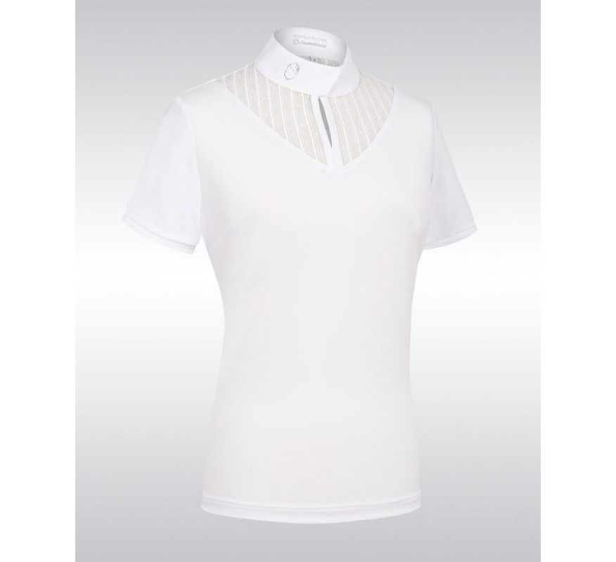 SAMSHIELD Eleonore Polo Shirt Women