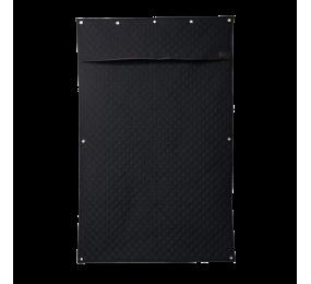 KENTUCKY Tenture de box noir