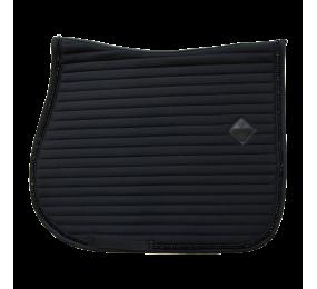 KENTUCKY Pearls Saddle Pad Jumping Black