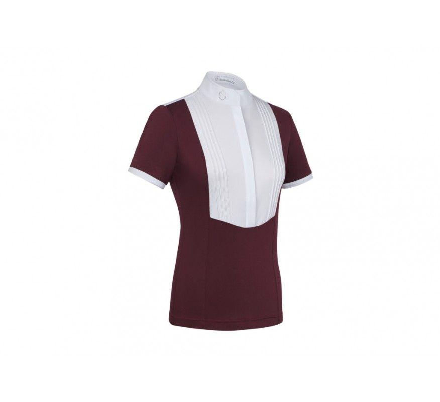SAMSHIELD Sixtine Polo Shirt Print