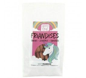 HIPPO TONIC Bonbons pour chevaux Licorne - Framboise