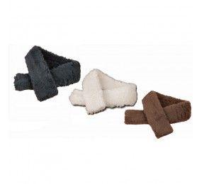 TdeT Sheepskin Strap Sheath Made of Synthetic Sheepskin