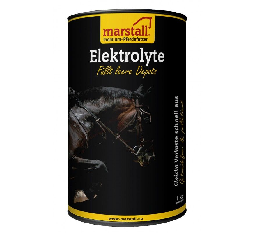 MARSTALL Electrolyte