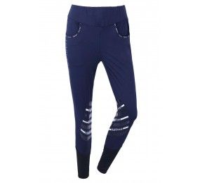 HARCOUR Valence Basic Women legging breeches Navy