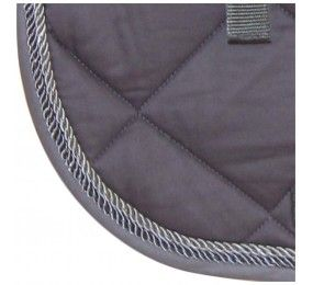 HFI Saddle Blanket gray - dark gray - light gray