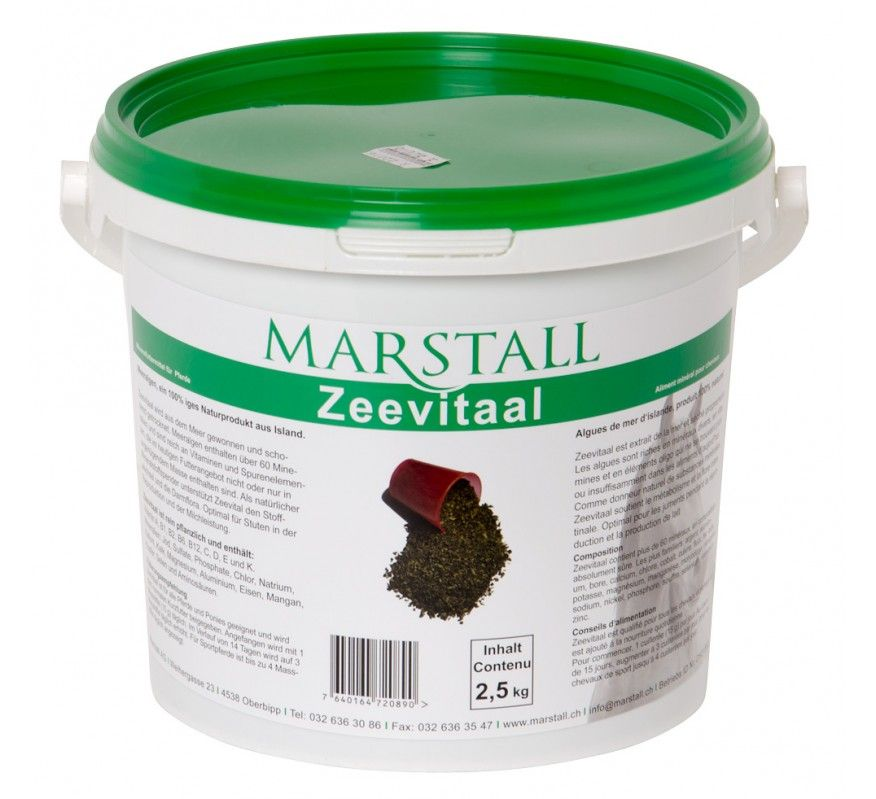 MARSTALL Zeevitaal 2.5 kg