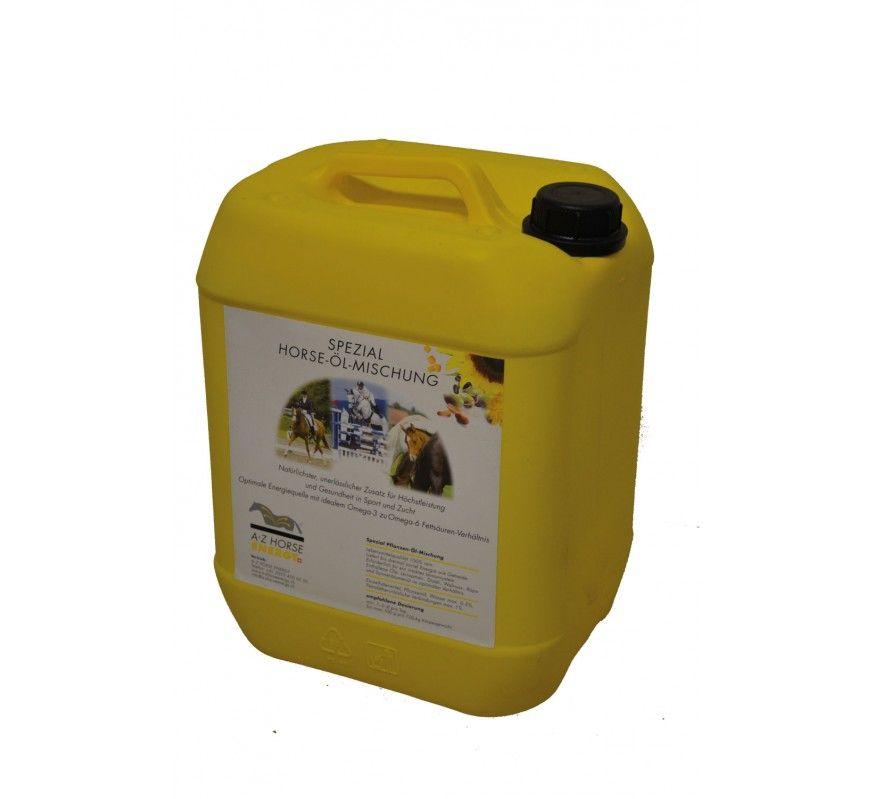 Horse-Oel-Mischung 10 litres