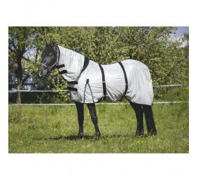EQUITHEME Pro Net Sheet grey-black