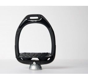 FLEX-ON Green Composite stirrups - Inclined plate range with Ultragrip - black/black/black