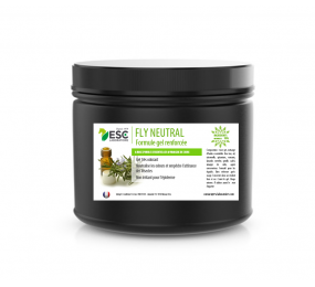ESC LABORATORY Fly neutral gel - Horse insect gel - Based on essential oils