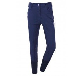 HARCOUR Vogue Pantalon Equitation Femme Full seat DRESSAGE