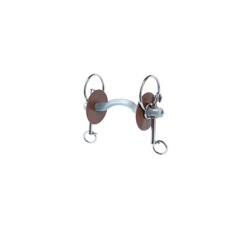 BERIS Mors Swales avec passage de langue soft Konnex