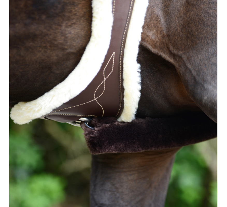 KENTUCKY sangle anatomique sheepskin