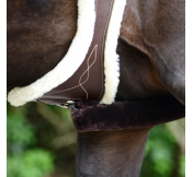 KENTUCKY sheepskin anatomic girth