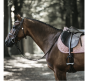 KENTUCKY saddle pad velvet jumping