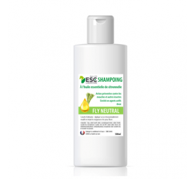 ESC LABORATORY Horse Shampoo Fly Neutral - Horse Insect Scented Cleansing Care - Enriched with essential oils