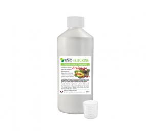 ESC LABORATOIRE Elitoxine – Drainage detox cheval – Complément liquide à base de plantes