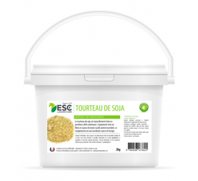 ESC LABORATORY Soybean meal - Protein and energy support for horses 2.5kg