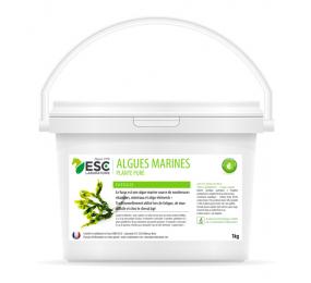 ESC LABORATORY Marine Algae - Fatigue and decline of form horse - Pure plant 1kg