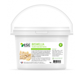 ESC LABORATOIRE Boswellia Serrata – Plante pure – Inflammations articulaires et pulmonaires cheval 1kg