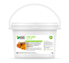 ESC LABORATORY Turmeric - Joints and digestion horse - Pure plant 1kg