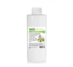 ESC LABORATOIRE Garlic Plus – Ail Artichaut Ortie – Bien-être du cheval 1 litre
