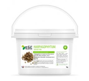 ESC LABORATOIRE Harpagophytum – Arthrose et raideurs cheval – Plante pure 1kg