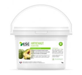 ESC LABORATOIRE Artichaut – Source de fibres et drainage cheval – Plante pure 1 kg