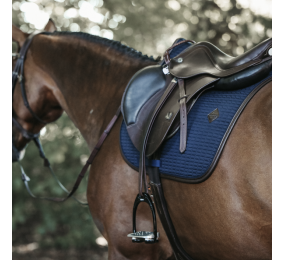 KENTUCKY Saddle Path Color Edition Leather navy