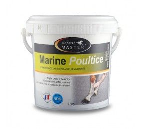 HORSE MASTER Marine Poultice 3kg