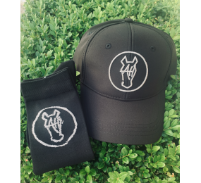 ANKLIN HORSES Duo Unisex Cap Shocks black