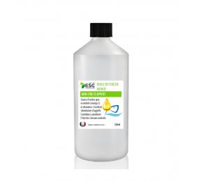 ESC LABORATOIRE Huile de foie de morue – Reprise d'etat cheval – Source et vitamine D 1 litre