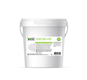 ESC LABORATOIRE MSM 100% Pur – Protection des articulations cheval